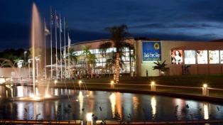 Comenzaron las obras de remodelación del aeropuerto internacional de Iguazú