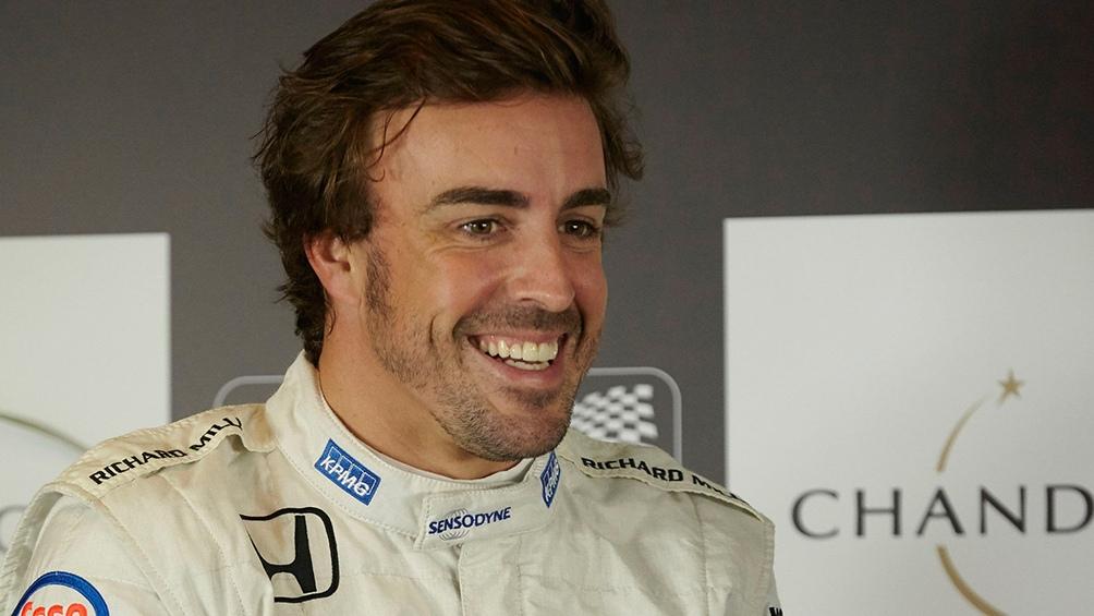 Fernando Alonso regresa a la Fórmula 1 en 2021 (foto archivo)