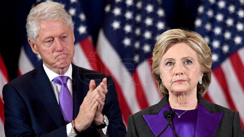 """Para Bill Clinton, los disturbios en Washington se debieron a las """"políticas envenenadas"""" de Trump"""