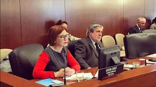 La diputada Banfi disertó en la OEA sobre la ley de acceso a la información pública en Argentina