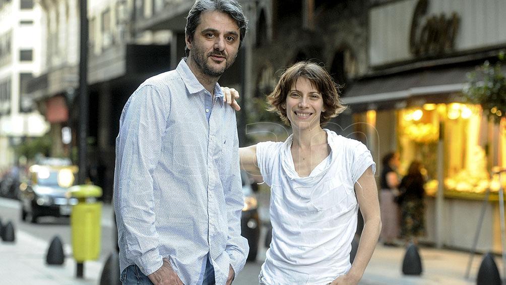 Junto a Elena Roger, con quien grabó varios temas de Ástor.
