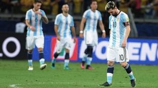 En la Selección aceptan la realidad, pero no bajarán los brazos