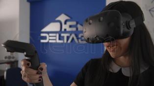 Así trabaja la empresa argentina que fabrica en Lanús, simuladores de realidad virtual