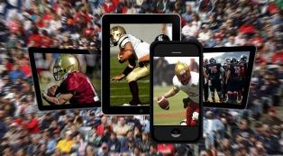 Para captar mayores audiencias, la industria del deporte apuesta a los smartphones