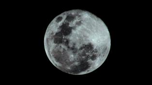 El lunes se podrá ver una superluna