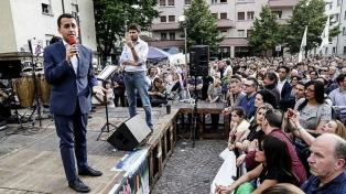 Di Maio apuesta a dividir a la derecha italiana para formar gobierno
