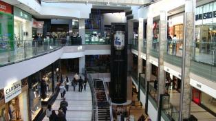 En octubre la facturación de los supermercados creció 25,6% y 13,8% en shoppings