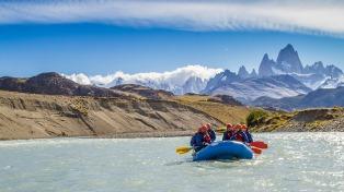 El Chaltén, la capital nacional del trekking, invita a recorrer sus hermosos paisajes