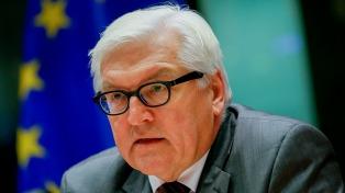 El socialdemócrata Steinmeier asumió como presidente