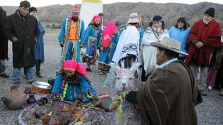 """Comparsas honrarán a la Pachamama con una """"gran corpachada"""""""