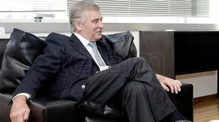 Aguad dijo que en el sector de las comunicaciones debe �haber competencia�