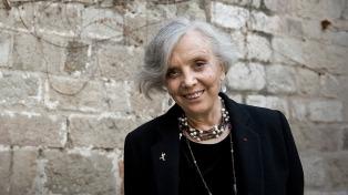 Elena Poniatowska presidirá el jurado del Premio Alfaguara