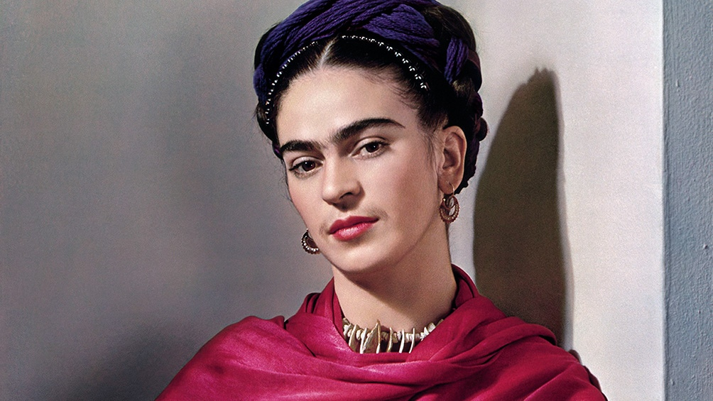 Después de Leonardo Da Vinci, Frida Kalho es la artista más buscada, según Google.