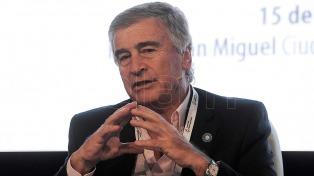 """Aguad: """"En enero se va a resolver la situación para que Clarín pueda ingresar al mercado de la telefonía móvil"""""""