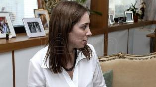 """Salvador dijo que """"hay un sector que utiliza como chicana política"""" las vacaciones de Vidal"""