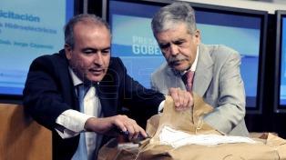 """Stornelli denunció """"una gran y compleja organización delictual"""" de ex funcionarios"""