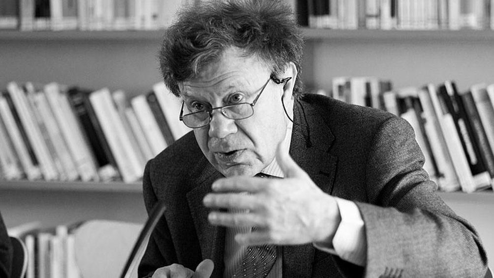 """El domingo Chartier participará de la charla """"La edición en tiempos inciertos""""."""