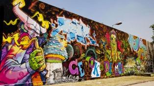 Llega una vez más a la Argentina la Feria de Arte Urbano