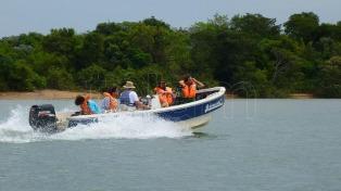 El ecoturismo en la Isla Apipé Grande, una alternativa turística a las excursiones a los Esteros del Ibera