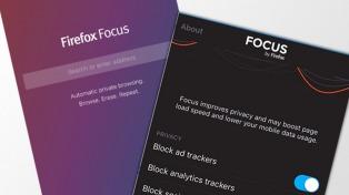 Mozilla lanzó Firefox Focus, una app gratuita para navegar de forma privada en iOS