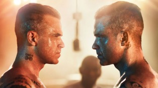 """Robbie Williams regresó con su mejor perfil en """"The heavy entertainment show"""""""