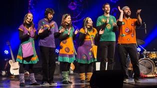 """El grupo musical """"Canticuénticos"""" será reconocido por la Ciudad"""