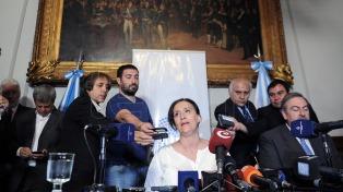 """Para Michetti, el vicepresidente """"debe tener perfil bajo pero también exhibir gestión"""""""