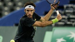 Leonardo Mayer perdió ante Fabio Fognini y se despidió del Open de Australia