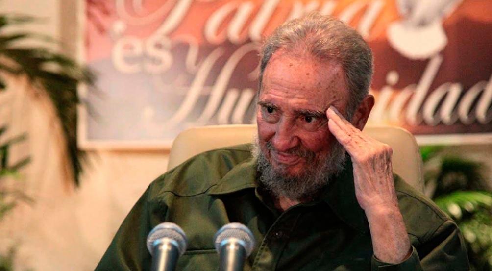Fidel fue secretario general hasta 2011, luego tomó la posta su hermano Raúl que a los 89 años se jubila.