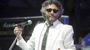 Fito Páez anuncia un disco experimental y eléctrico para 2017