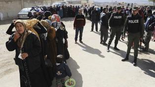 Milicias islámicas avanzaron sobre las afueras de Damasco