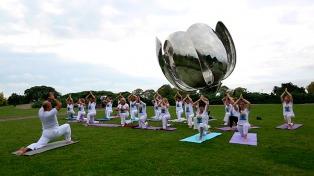 El yoga fue declarado Patrimonio de la Humanidad