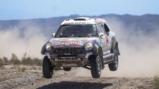 """Presentaron la edición """"más extrema y física"""" del Dakar sudamericano"""