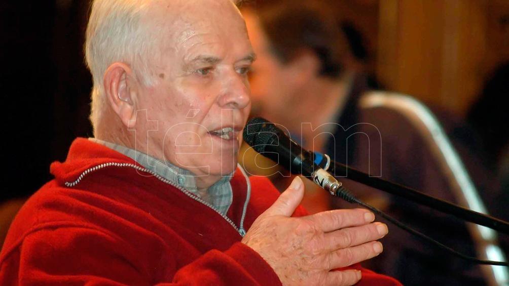 Jorge Julio López desapareció el 18 de septiembre de 2006 y no se lo volvió a ver. Foto: Cermele.