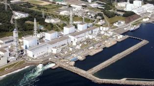 Denuncian que Japón tiene previsto arrojar al mar agua contaminada de la central Fukushima