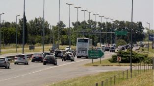 Rige la restricción para la circulación de camiones en autopistas y rutas