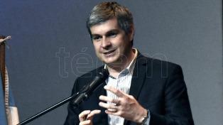 """Marcos Peña: """"Este año se evitó una gran crisis y se sentaron las bases para el crecimiento"""""""