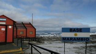 La Base Marambio ya tiene servicio 4G