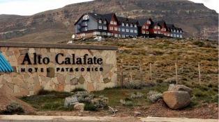 Pollicita pidió el embargo del hotel Alto Calafate en la causa Hotesur