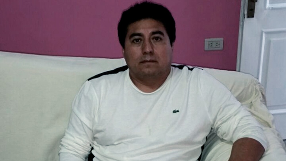 Narcotraficante peruano Marco Antonio González Estrada.
