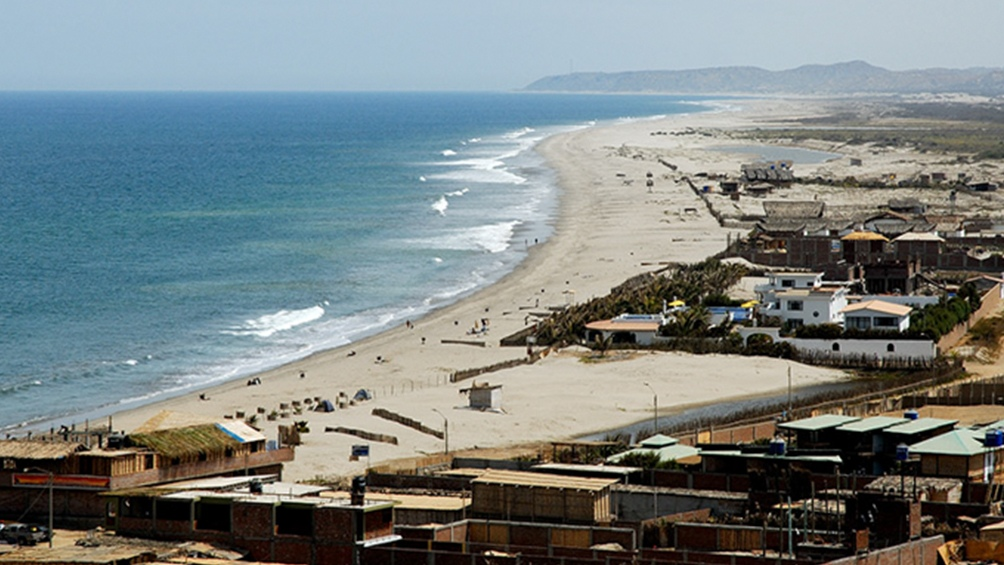 Perú cerró sus playas hasta el 4 de enero próximo para evitar aglomeraciones