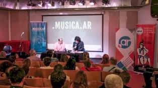 """"""".musica.ar�,  un nuevo dominio de Internet para la actividad musical argentina"""