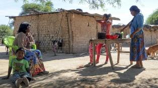 Comienza la construcción de nuevos pozos de agua donde viven Wichis