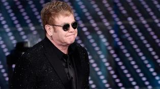 Elton John canceló su concierto en Hamburgo por la cumbre del G20