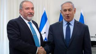 Fracasó la reunión de Netanyahu y Lieberman para formar gobierno