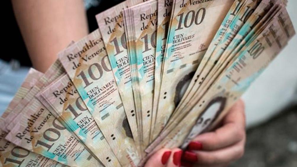 Se anunció la emisión de cinco nuevos billetes de 5, 10, 20, 50 y 100 bolívares