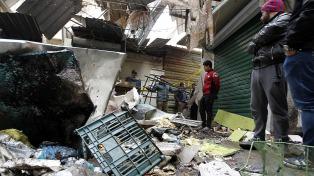 Un coche bomba mató a cinco personas en Bagdad