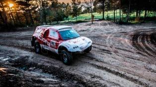 Se largó la novena edición sudamericana del Rally Dakar desde Paraguay