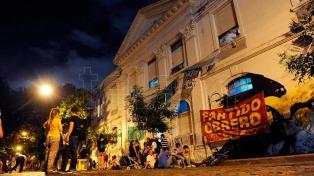 """Condenaron a seis meses de prisión a 13 personas por """"usurpación"""" del ex Padelai"""