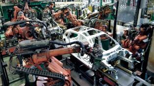 La producción de vehículos cayó 0,1% en 2017